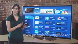 VIERA TCP50ST50 TV Reviews YouTube video