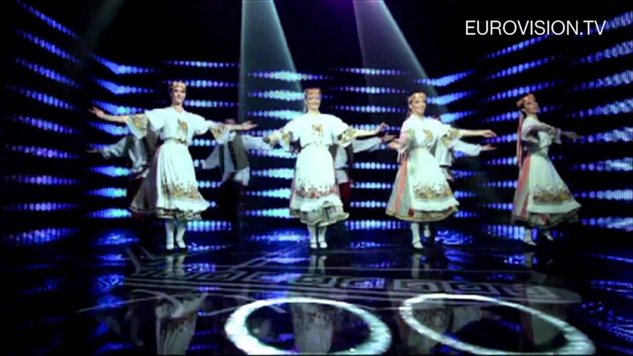 Anastasiya Vinnikova - I Love Belarus (Valgevene 2011)