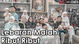 Video Lebaran Ribut Ribut!? | Dailyvlog | #28 MP3, 3GP, MP4, WEBM, AVI, FLV Juni 2019