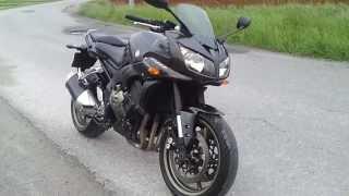 7. Yamaha FZ1 Fazer 2009