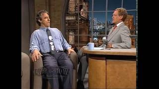 Jay Thomas on the Late Show w David Letterman #2 - March 15, 1994