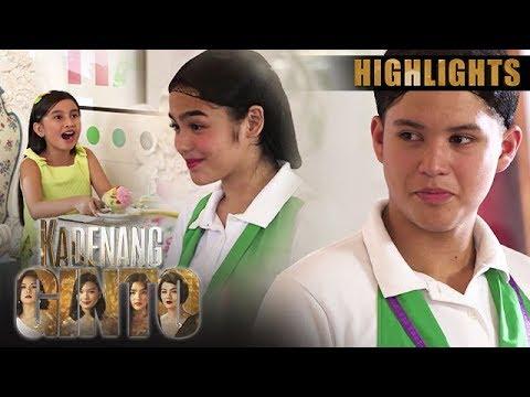 Kristoff, masaya sa ginawang pagtulong ni Marga   Kadenang Ginto (With Eng Subs)