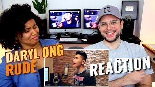 Video Daryl Ong - Rude | Magic! | REACTION MP3, 3GP, MP4, WEBM, AVI, FLV Juli 2018