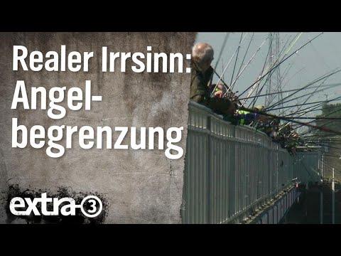 Rеаlеr Irrsinn: Аuswurfbеgrеnzung für Аnglеr аuf dем Rügеndамм | ехтrа 3 | NDR - DomaVideo.Ru