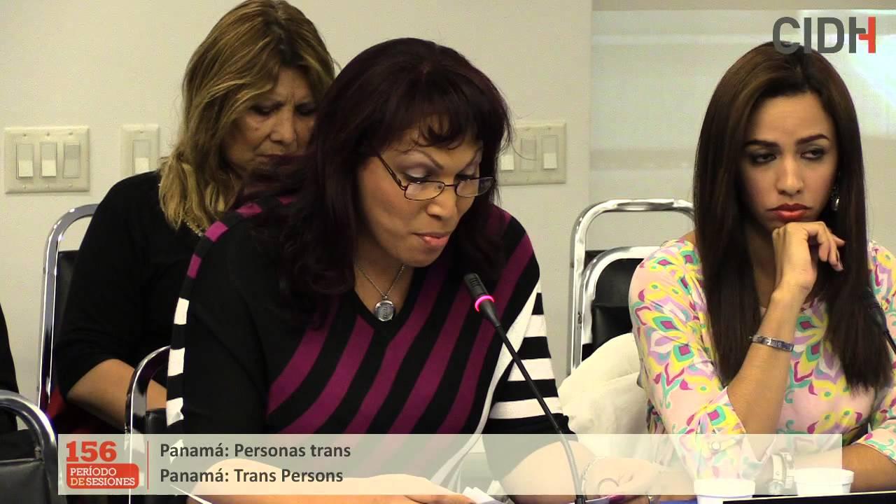Situaci�n de derechos humanos de las personas trans en Panam�