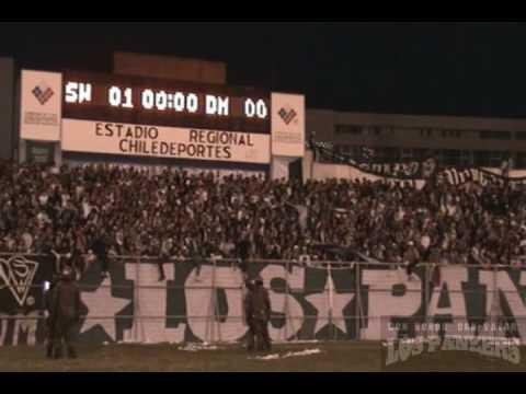 WANDERERS MI VIEJO AMIGO - LOS PANZERS - NOCHE VERDE 2009 - Los Panzers - Santiago Wanderers