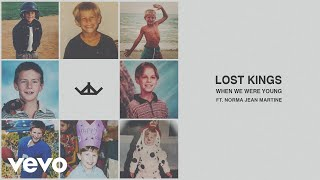 Video Lost Kings - When We Were Young (Audio) ft. Norma Jean Martine MP3, 3GP, MP4, WEBM, AVI, FLV Mei 2018