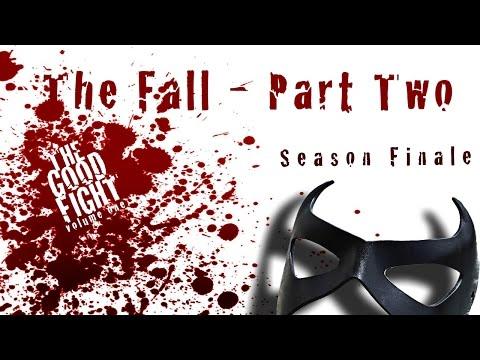 Season 1, Episode 4 - The Fall: Part Two (season finale)