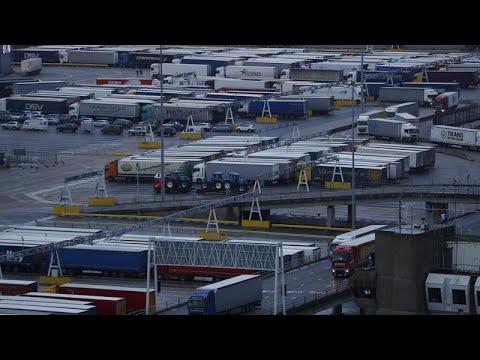 Brexit: Τι προβλέπεται για τα φορτηγά μεταφορών