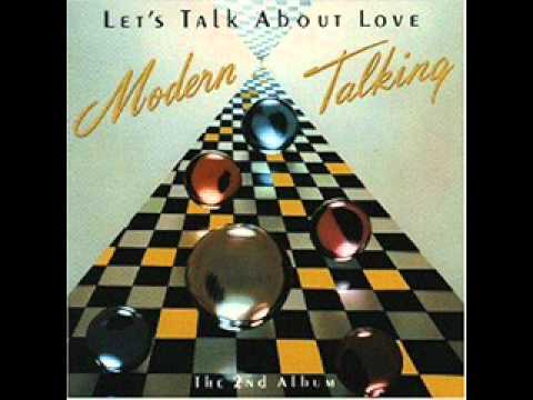 MODERN TALKING - Love Don't Live Here Anymore (audio)