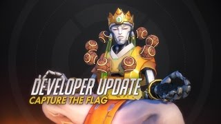 Developer Update | Capture The Flag | Overwatch