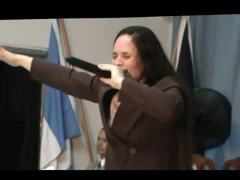ANA CHEFFER - PREGANDO EM IBIRAÇU-ES 02