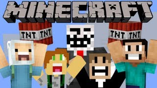 How to Troll an Entire Server - Minecraft