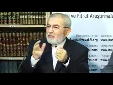 Ali Rıza Demircan A'raf Nedir, A'raf Ehli Kimlerdir, Kur'an Bu Konuda Ne Demektedir..