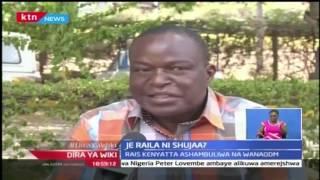 Dira ya Wiki: Wanasiasa wa ODM wamshambulia Rais Uhuru kutokutaja Oginga na Raila, 21/10/16