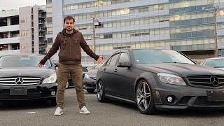 Download Lagu Bu Fiyata Mercedes AMG mi olur! C63 AMG 14.000, Japonya'dan Almanya'ya | Japonic Mp3