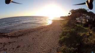 Ulladulla Australia  city images : JRC Productions - FPV Quadcopter Sunrise in Ulladulla - Australia