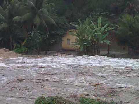 enchente em Belém de Maria (pernambuco). parte 2