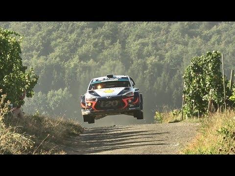 WRC ADAC Rallye Deutschland 2018 Flatout