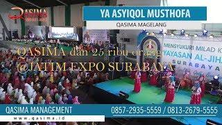 Video QASIMA – Ya 'Asyiqol Musthofa @JATIM EXPO SURABAYA MP3, 3GP, MP4, WEBM, AVI, FLV Mei 2018