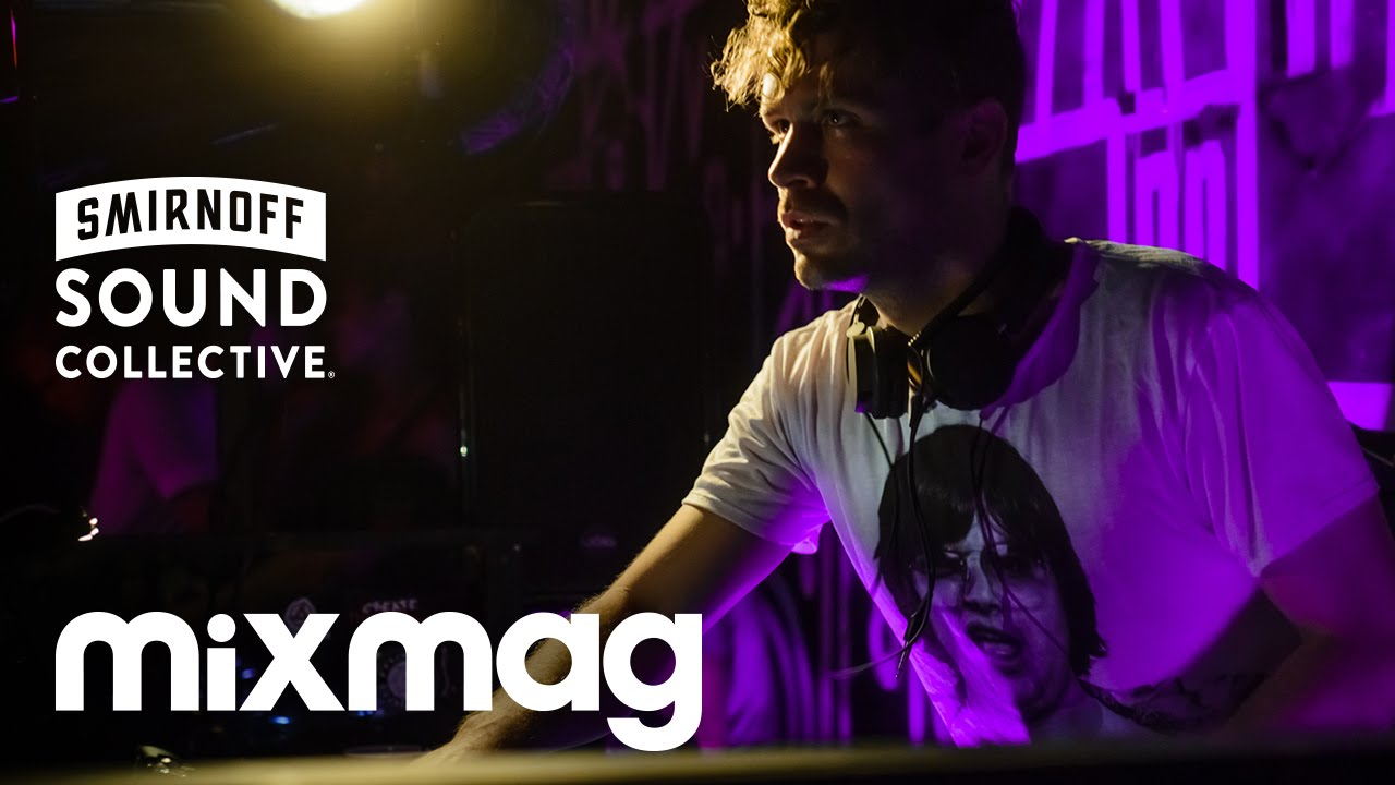 Moon Boots - Live @ Mixmag Lab NYC 2016