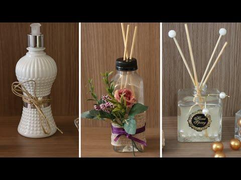 Decorar e perfumar sua casa