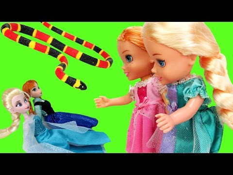 Video Elsa & Anna TURN small ! - Will they turn back to normal ? download in MP3, 3GP, MP4, WEBM, AVI, FLV January 2017