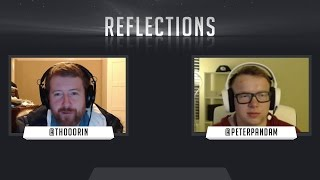 "Peter ""ppd"" Dager, former Dota2 leader of and now CEO of Evil Geniuses, is the star of the 94th Episode of 'Reflections."