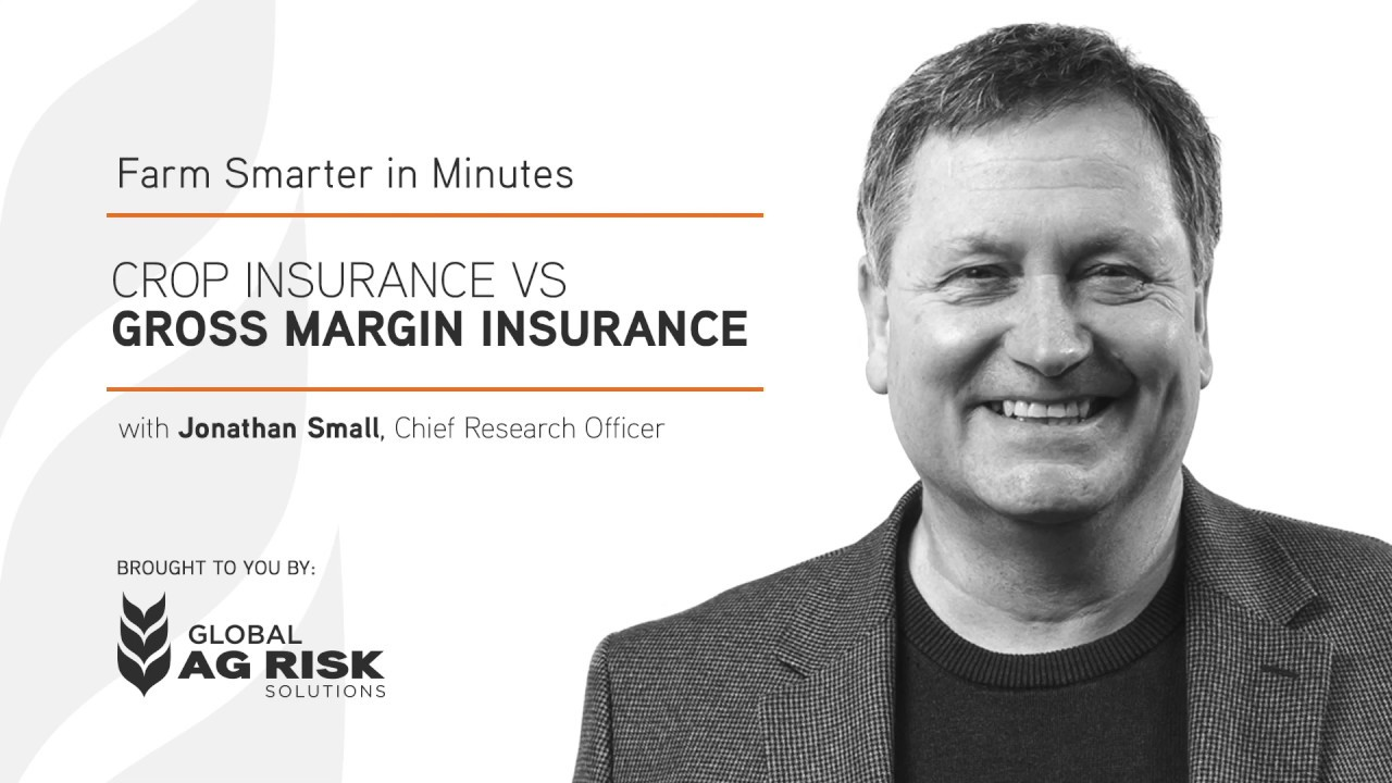 Crop Insurance vs Gross Margin Insurance