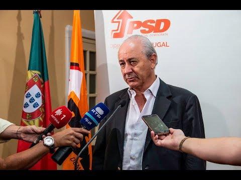 Declarações de Rui Rio sobre o Fundo de Solidariedade de apoio às vítimas dos incêndios