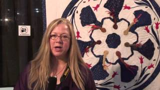 Houston Quilt Festival 2012 - Hungarian Blue Quilts