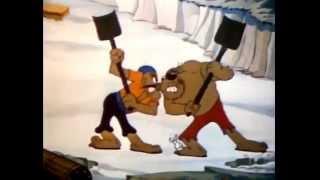 Tegnefilm - Sømanden Sinbad  -