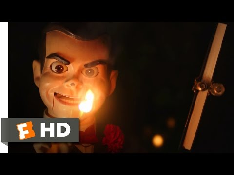 Goosebumps (3/10) Movie CLIP - Unhappy Slappy (2015) HD