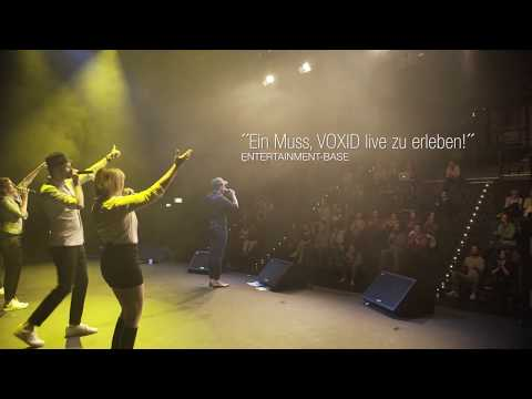VOXID - vocal pop experience [official trailer]