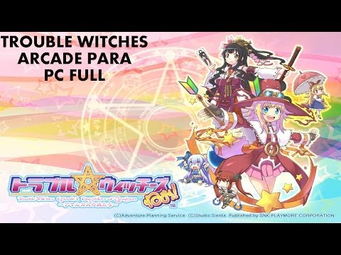 trouble witches pc