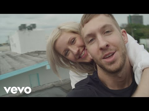 Calvin Harris - I Need Your Love feat. Ellie Goulding  tekst piosenki