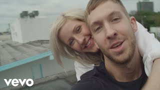 TATTOOS BY LOU SOUTH BEACH FEATURED IN  CALVIN HARRIS & ELLIE GOULDING VIDEO