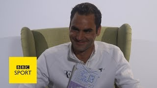 Tennis stars including Angelique Kerber, Roger Federer and Petra Kvitova show off their drawing skills at Wimbledon 2017. Subscribe to the official BBC Sport ...