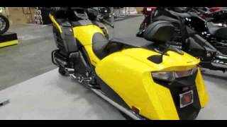9. 2014 Honda Gold Wing F6B Walkaround