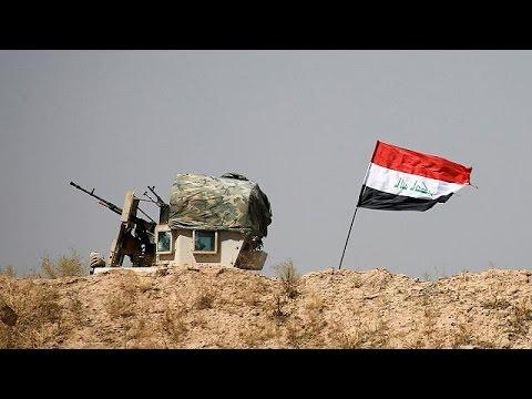 Ιράκ: Προελαύνουν νότια της Μοσούλης οι κυβερνητικές δυνάμεις
