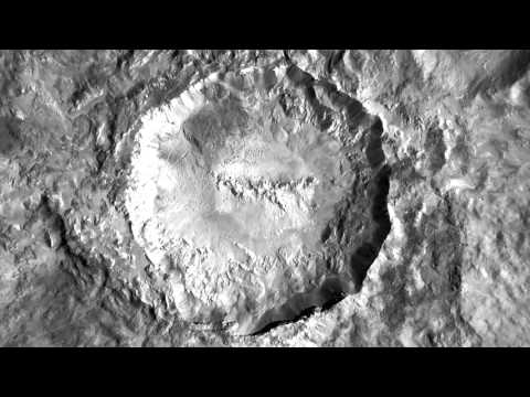 Take A Guided Tour Of Ceres With A NASA Scientist