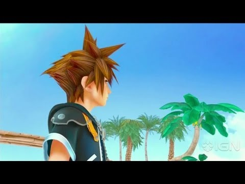 kingdom hearts 3 for playstation