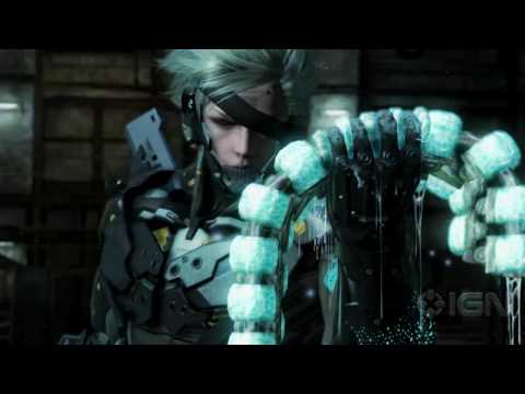 gear solid - First footage of Kojima's brutal action spin-off.