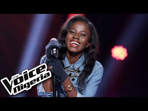 "Efezino Akpo Sings ""I'm With You"" / Blind Auditions / The Voice Nigeria Season 2"