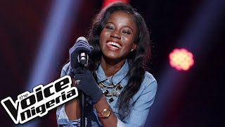 "Efezino sings ""I'm with you"" by Avril Lavigne which got her on TeamWaje. Official Website: http://africamagic.tv/thevoice Watch Full Episodes on Catch Up Now: ..."