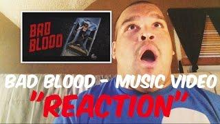 "Video Taylor Swift - Bad Blood Music Video ""REACTION"" MP3, 3GP, MP4, WEBM, AVI, FLV Agustus 2018"