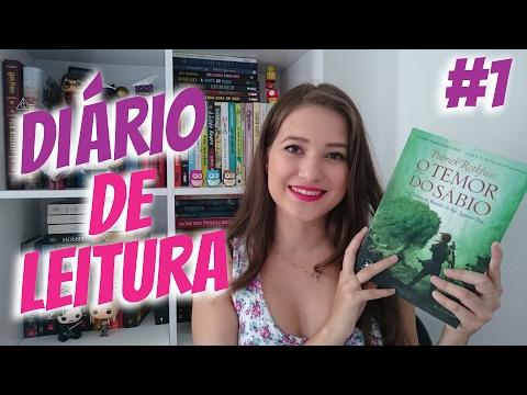 DIÁRIO DE LEITURA #1 | O TEMOR DO SÁBIO | Patricia Lima
