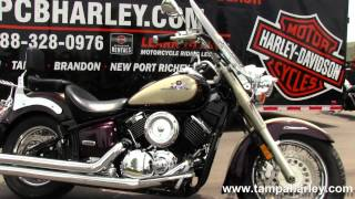 7. 2000 Yamaha V-Star 1100 Classic - Used Motorcycle for sale in Clearwater Florida