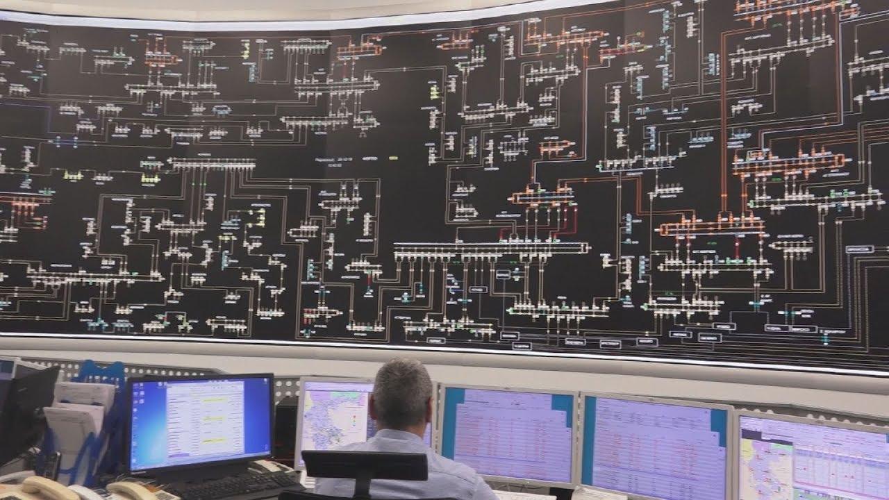 Εναρξη λειτουργίας του αναβαθμισμένου Κέντρου Ελέγχου Ενέργειας του ΑΔΜΗΕ στο Κρυονέρι