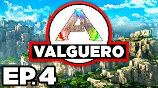 ARK Valguero Ep.4 - EPIC LOOT MYSTERY SOLVED! HIGH LEVEL DINOSAURS TAME? (Modded Gameplay Lets Play)